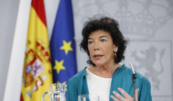 El Gobierno estudia personarse en defensa de las víctimas en casos de delitos sexuales como el de La Manada