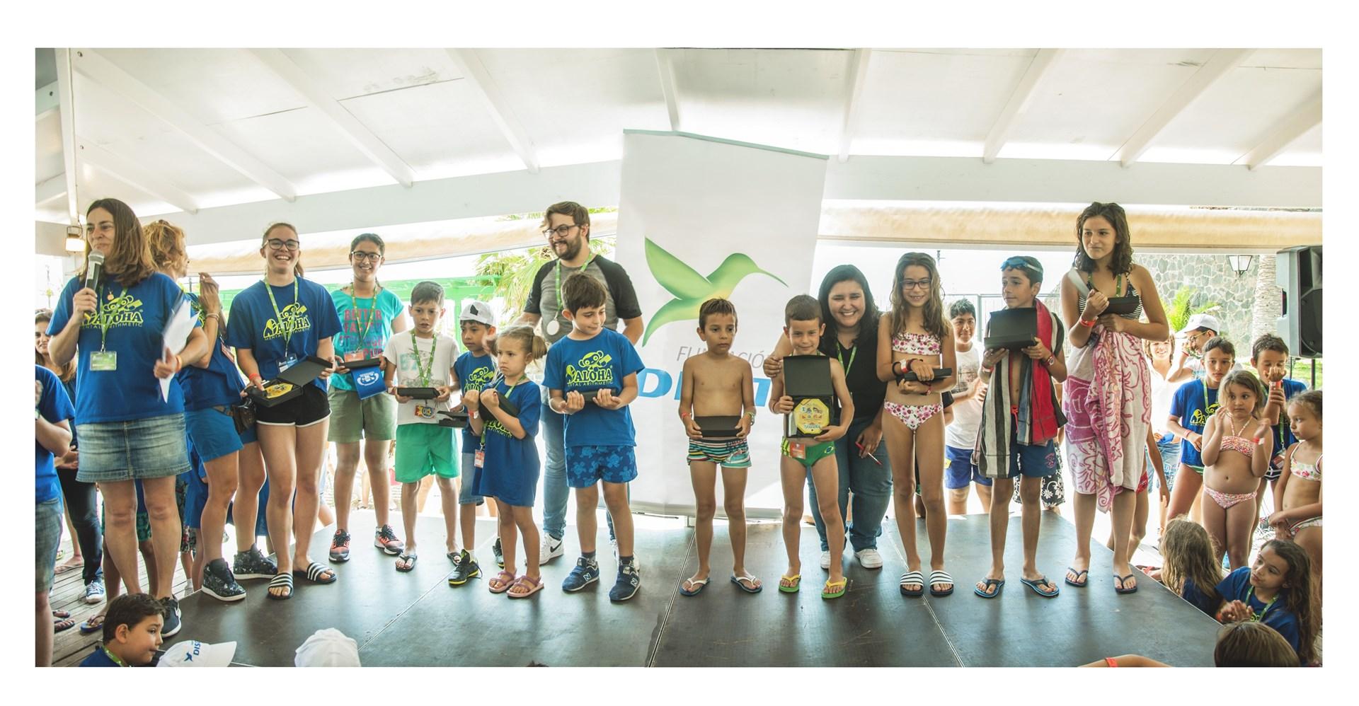 Anatael Trujillo, ganador del 6º Campeonato de Cálculo Mental de Tenerife