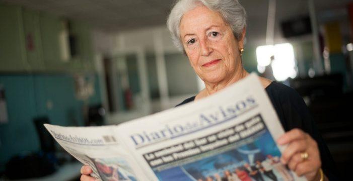 Charo Borges: pionera, luchadora y referente del deporte femenino