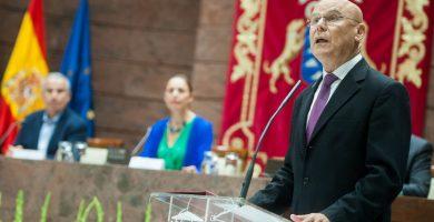 Rafael Yanes toma posesión como Diputado del Común y promete ser independiente
