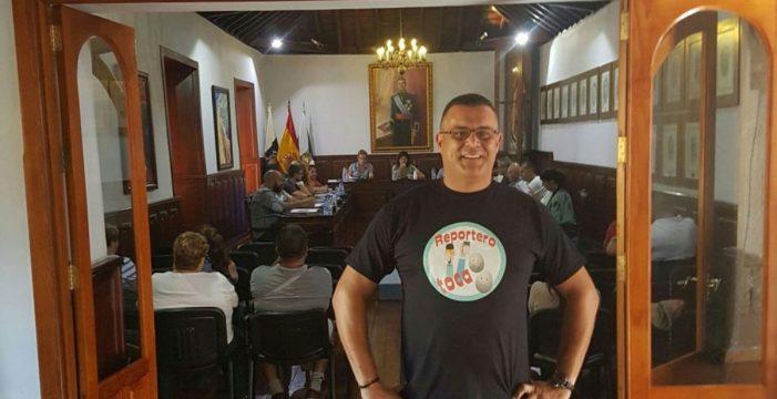 El asesor de Luisa Castro reaparece como 'reportero' para fustigar a medio PP