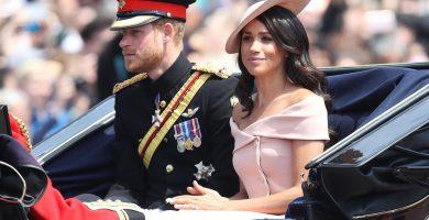 Meghan Markle y el príncipe Harry han disfrutado de unos días de intimidad. | EP