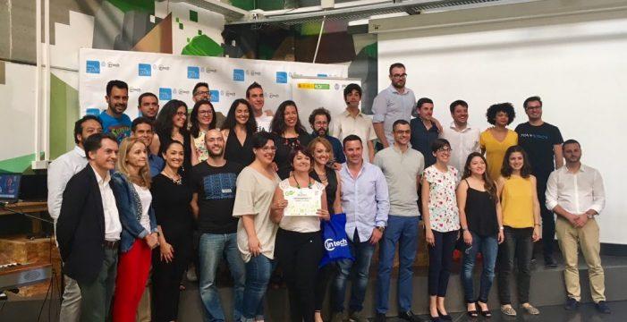 La 'app' móvil Innopsy, ganadora del 4º programa CoworkIN del Cabildo y la EOI