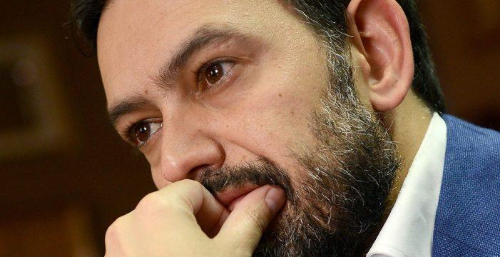"""Afonso: """"La abstención de CC en la censura ha sido una decepción muy grande"""""""