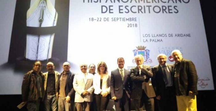41 escritores se encontrarán con sus futuros lectores en la Plaza de España de Los Llanos de Aridane