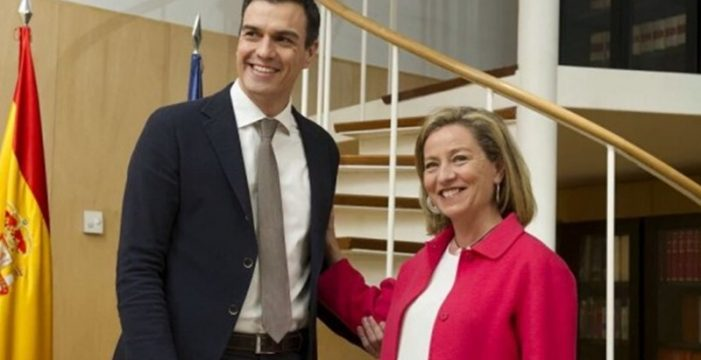 España gira a la izquierda gracias al respaldo clave de catalanes y vascos
