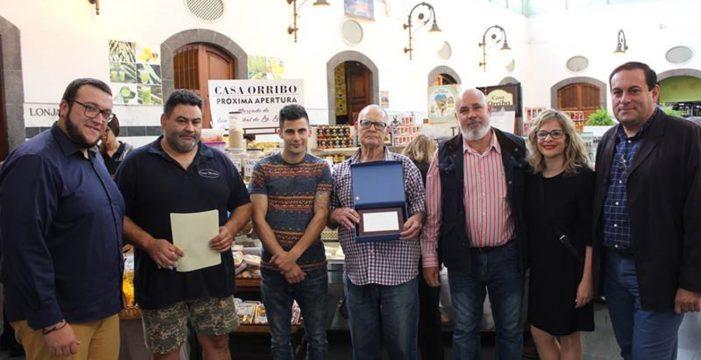 Homenaje a la saga de Los Orribo por su labor en La Recova