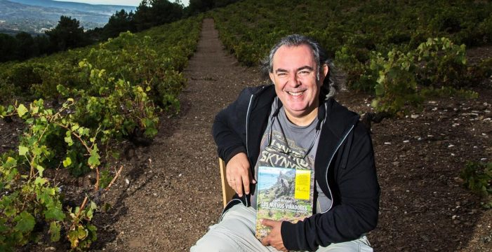 El paisaje de Taganana, en los Premios Nacionales de Gastronomía