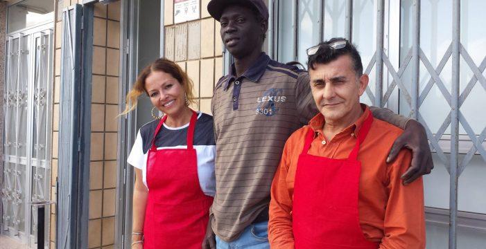 El primer centro de pernoctación de emergencia abre en el Sur de Tenerife