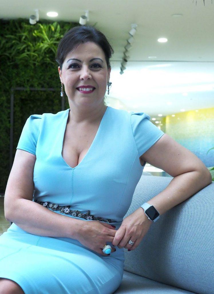 María Victoria López, directora general del Grupo Fedola. | DA