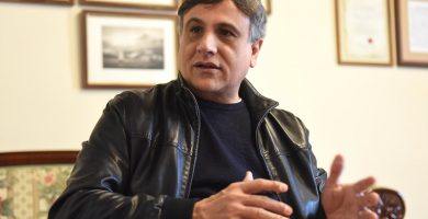 El alcalde, José Heriberto González, niega las acusaciones del concejal no adscrito Juan Luis Gutiérrez. Sergio Méndez