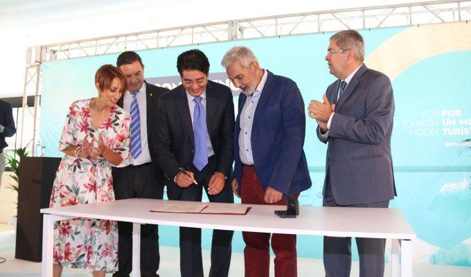 La Declaración de Adeje clausura el primer Congreso de la AMTC