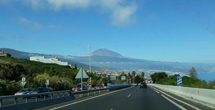 El padre de Nico Richotti presume de Tenerife en redes sociales