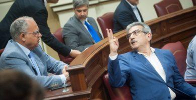Clavijo pedirá a Sánchez que también reúna a la Conferencia de Presidentes