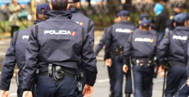 Cuatro detenidos, uno menor, por agresión sexual en Gran Canaria
