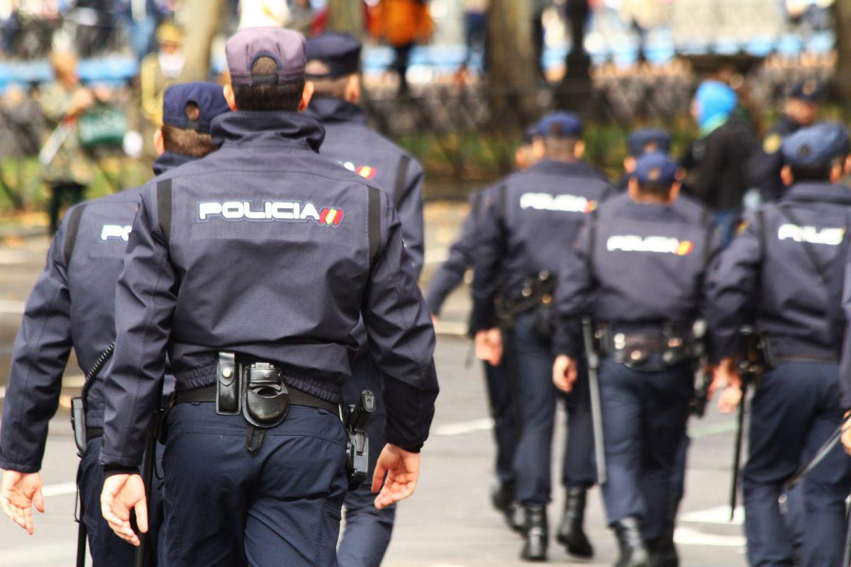 Las detenciones fueron practicadas por miembros de la Policía Nacional destinados en el sur de Gran Canaria. DA