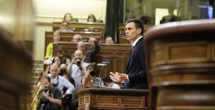 """Tachan de """"fraude"""" el plan urdido por el PSOE para aprobar los Presupuestos"""