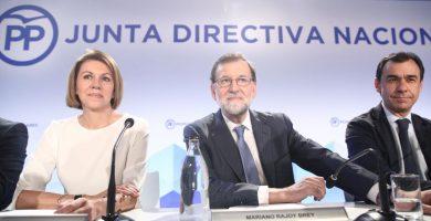 Junta Directiva del PP.   EP