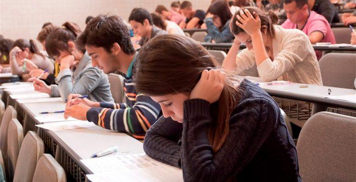 4.668 alumnos se examinan hoy de la EBAU en la provincia