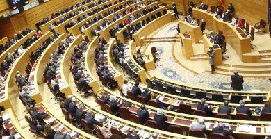 La reforma del estatuto de Canarias llega al Senado