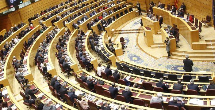 El Senado aprueba los Presupuestos de 2018 y los devuelve al Congreso con las enmiendas del PP