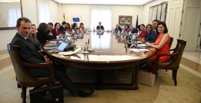 Canarias, de momento, sin ministro, sin secretario de Estado, sin comisionado…