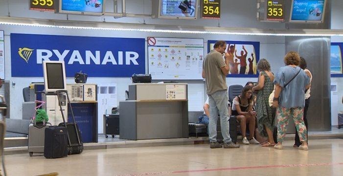 Ryanair cancela varios vuelos en Canarias por la huelga de pilotos