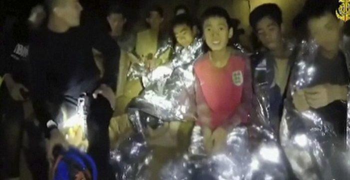 """El rescate de los niños tailandeses de la cueva ha comenzado: """"hoy es el día"""""""