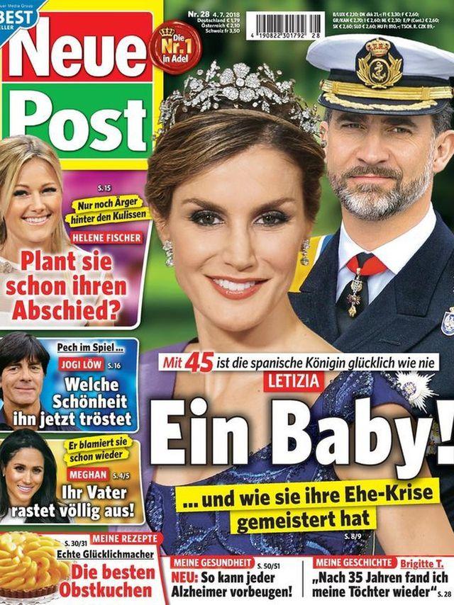 Portada del 'Neue Post'. / EE