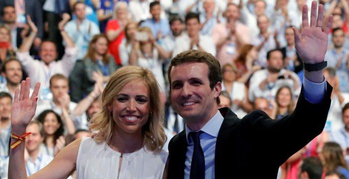 Pablo Casado, nuevo presidente del Partido Popular