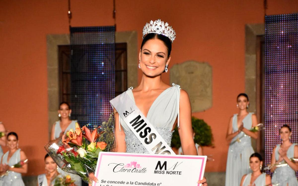 Ana Deisy Sabina. Miss Norte 2018