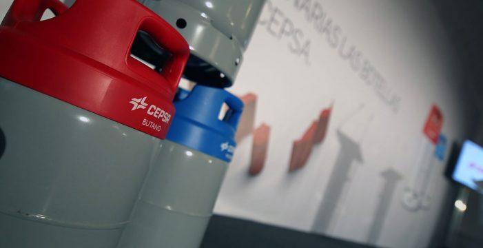 Cepsa elige Canarias para lanzar una promoción de regalo seguro con todas sus botellas de gas
