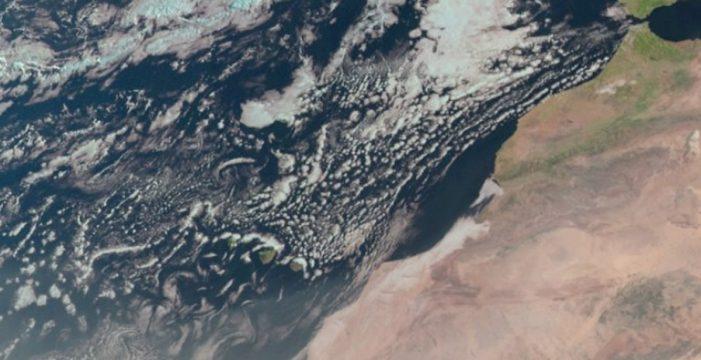 Vuelve la calima a Tenerife y a las islas orientales desde hoy
