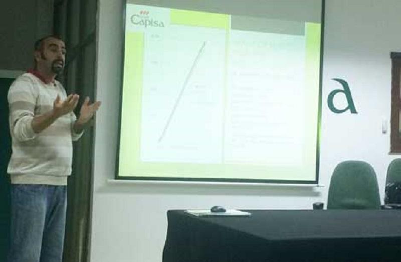 La formación es uno de los elementos clave en la estrategia empresarial de Grupo Capisa. | DA