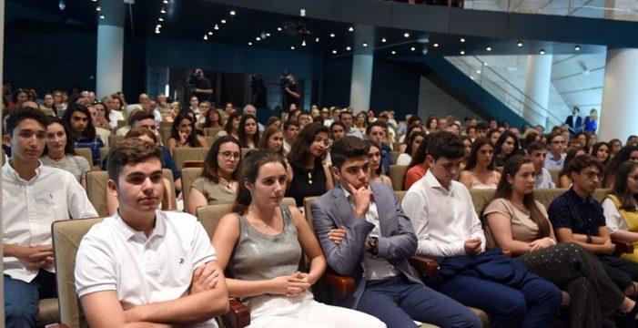 La Universidad de La Laguna premia el esfuerzo y la excelencia