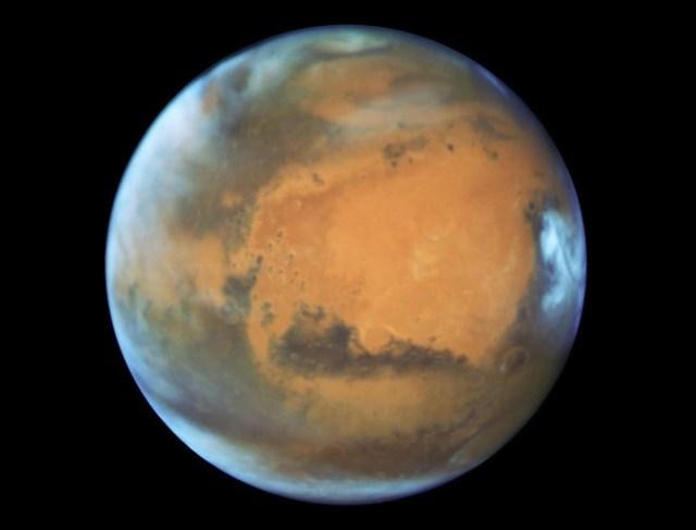 Marte, más cerca de la Tierra este 31 de julio que nunca desde 2003. | EP