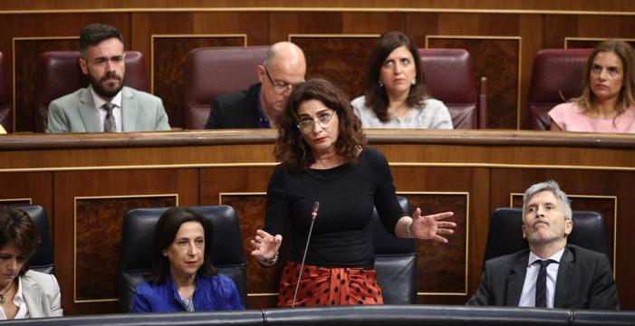 El Gobierno da por muertos los Presupuestos en el primer 'debate electoral'
