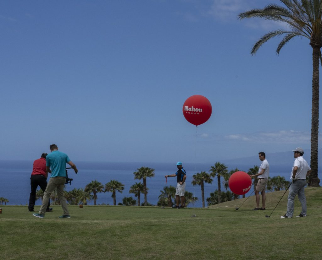 Mahou Golf Sunset Party by Volvo