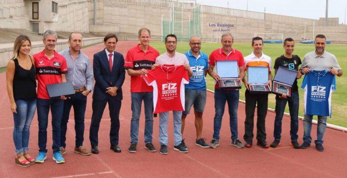 Martín Fiz reúne a los mejores atletas este fin de semana en Los Realejos