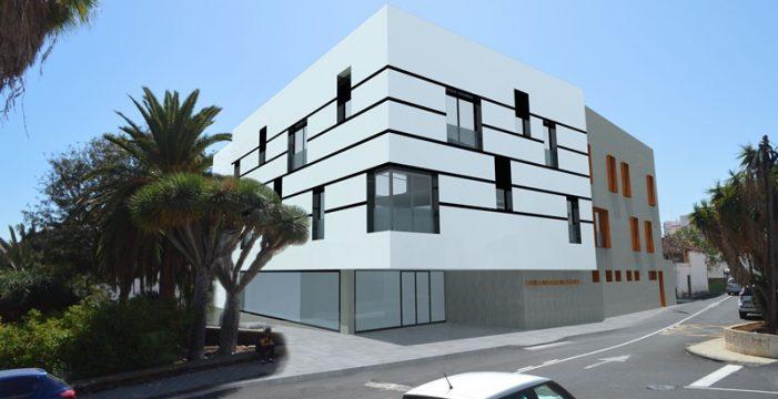 Diseñan un edificio para albergar la Escuela Insular de Música