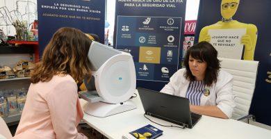 Más de dos millones de españoles conducen sabiendo que su visión no está en plenas facultades