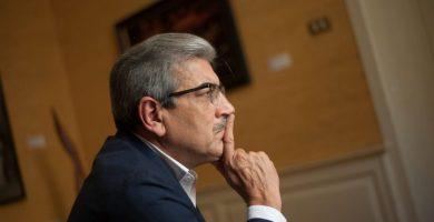 """Román Rodríguez: """"El candidato de Coalición Canaria no será el presidente del Gobierno en 2019"""""""