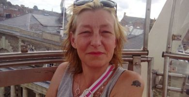 Dawn Sturges, la mujer fallecida. / EE