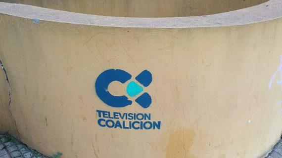 Televisión Canaria vs 'Televisión Coalición': depende del aerosol que se elija
