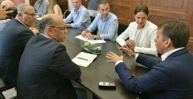 Santa Cruz confirma que la Ciudad de la Justicia se construirá en Cabo Llanos