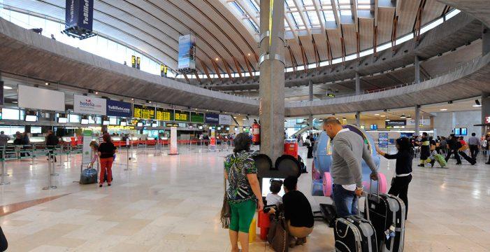 Gastan 230.000 euros en renovar las señales del aeropuerto Tenerife Norte