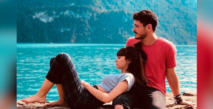 Aitana y Cepeda disfrutan de sus primeras vacaciones juntos