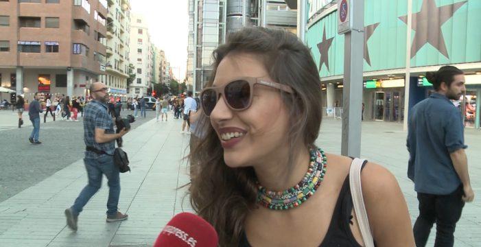 Ana Guerra, una incondicional de Lenny Kravitz en Madrid
