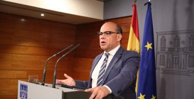 El secretario general de Coalición Canaria, José Miguel Barragán. | EP
