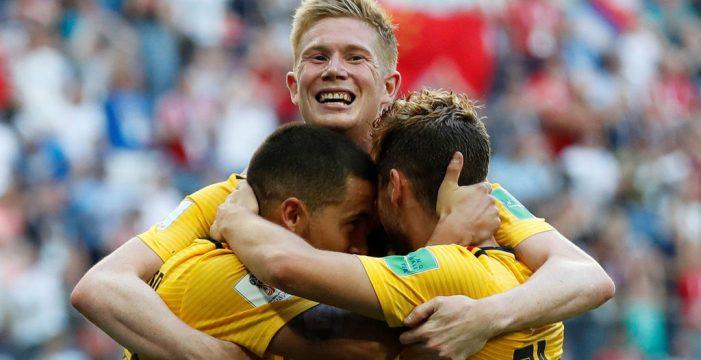 Bélgica gana a Inglaterra y logra el tercer puesto del Mundial